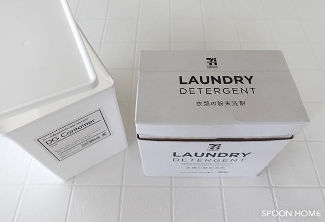 粉末 洗剤 詰め替え 容器 100 均