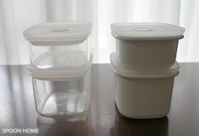 無印良品週間 まっ白『ホーロー保存容器』 中&大サイズ [MUJI・無印良品] | MINIMAL ++ WHITE - 楽天ブログ