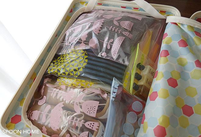 IKEAのISTADプラスチック袋のブログ画像
