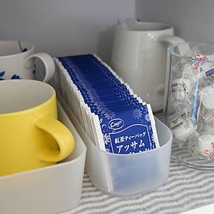 無印良品のフェアトレード紅茶