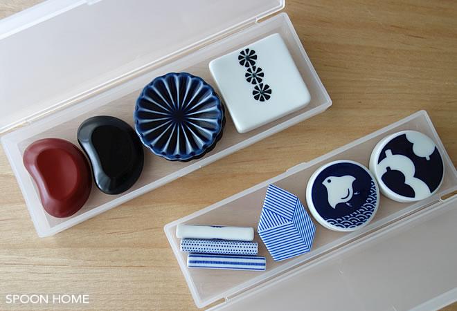 無印良品のポリプロピレンペンケース活用法のブログ画像